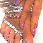 35 €  PIEDS POSE D 'ONGLES