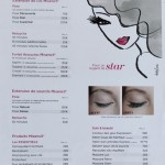 Pose extensions cils Biarritz