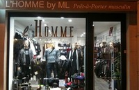 V�tements pour Hommes S�te L'Homme By ML