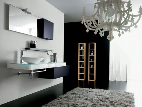 salle de bain amenagement meilleures images d. Black Bedroom Furniture Sets. Home Design Ideas